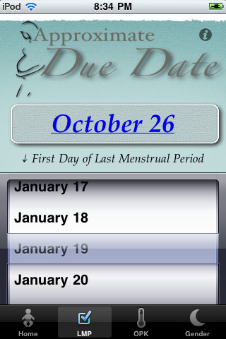 Conception Date Calendar | Search Results | Calendar 2015