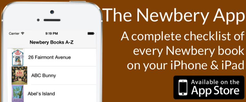 The Newbery App is a complete check list of every winner & honor book in your pocket