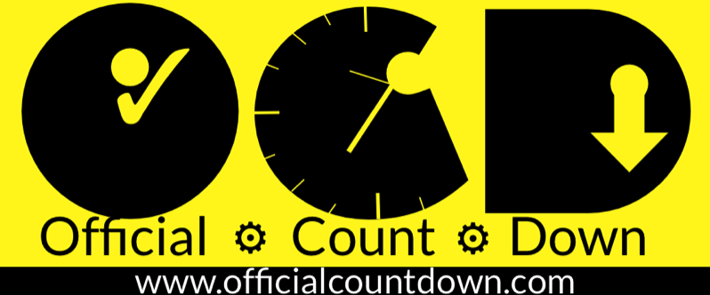 Free web app interent countdown date clock timers in many categories.